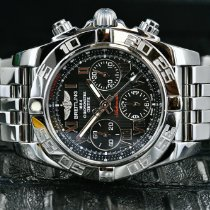 Breitling Chronomat 41 Steel Black