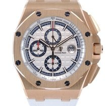 Audemars Piguet Roségoud Automatisch Wit 44mm Royal Oak Offshore