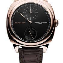 Laurent Ferrier Rose gold Brown 40mm new