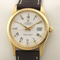 Rolex Oyster Perpetual Date 15038 Automatik 1984 usados