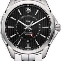 TAG Heuer Link Calibre 7 Steel Black