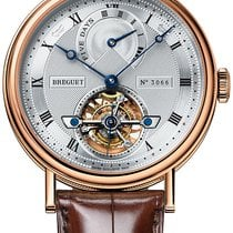 Breguet Rose gold 39mm Automatic 5317br/12/9v6 new United States of America, New York, Airmont