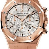 Audemars Piguet 26320OR.OO.D088CR.01 Rose gold Royal Oak Chronograph 41mm new United States of America, Pennsylvania, Holland