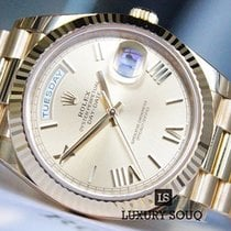Rolex Day-Date 40 Yellow gold UAE, Al Wasl, Jumeira 1, Dubai