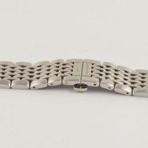 Longines Evidenza Herren Stahl Armband Bracelet Rar Stahl/stah...