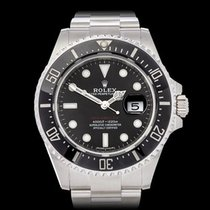 Rolex Sea-dweller Stainless Steel Gents 126600 - W4495