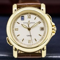 Ulysse Nardin 201-22 201-22 San Marco GMT +/- 18K Yellow Gold...