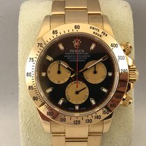 Rolex Daytona 116528 Paul Newman dial Yellow gold