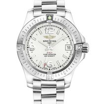 Breitling a7438911/g803/178a Colt 36 in Steel - on Steel...