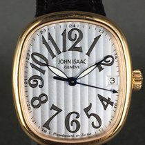John Isaac Genève One in rose gold