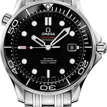 Omega Seamaster Diver 300 M Steel 41mm Black
