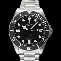 Tudor Pelagos Black Steel/Titanium 42mm - 25600TN