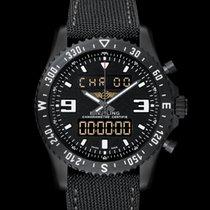 Breitling Chronospace Military neu 46mm Stahl
