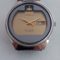 Orient 36mm Automatik gebraucht Gold