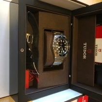 Tudor 79220B Stål Black Bay 41mm begagnad