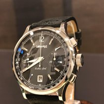 Eberhard & Co. Steel 39mm Automatic 31950 - 31951 pre-owned