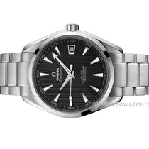 Omega Seamaster Aqua Terra Steel 41mm Black No numerals United States of America, Florida, Aventura