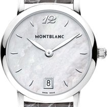 Montblanc Steel 34mm Quartz 108766 new United States of America, California, Moorpark