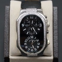 Philip Stein Staal 57mm Quartz Teslar tweedehands