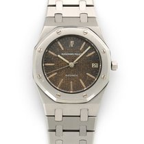 Audemars Piguet 4100ST Steel 1980 Royal Oak 35.5mm pre-owned United States of America, California, Beverly Hills