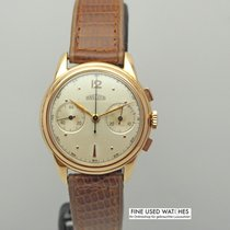Angelus Rose gold 33mm Manual winding pre-owned