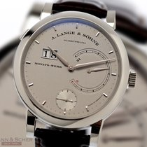 A. Lange & Söhne Platinum 46mm Manual winding 130.025F pre-owned