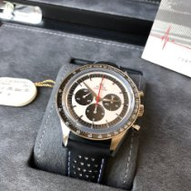 Omega Speedmaster Professional Moonwatch Steel 39.7mm Silver No numerals United States of America, California, Sunnyvale