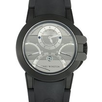 Harry Winston new Automatic Display Back Small Seconds 44mm