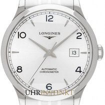 Longines Record L2.821.4.76.6 2019 new