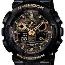 Casio G-Shock GA-100CF-1A9ER nov