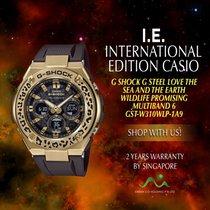 Casio G-Shock GST-W310WLP-1A9 New Steel Quartz Singapore, Singapore