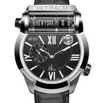 Jacob & Co.(ジェイコブ) ES101.20.NS.LH.A 新品 チタン 45mm 自動巻き