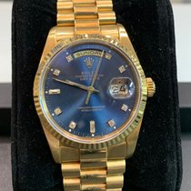 Rolex 18238 Or jaune 1989 Day-Date 36 36mm occasion France, lyon