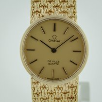 Omega Omega de Ville Gelbgold 1978 De Ville 22mm gebraucht