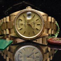 Rolex Day-Date 36 neu 1994 Automatik Uhr mit Original-Box und Original-Papieren 18248
