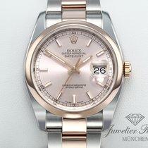 Rolex Datejust 116201 Sehr gut Gold/Stahl 36mm Automatik Deutschland, München