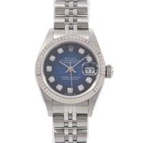 Rolex Lady-Datejust 26mm Azul