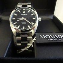 Movado Datron Acier 41mm Noir
