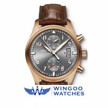 IWC Pilot's Spitfire Chronograph Ref. IW387803