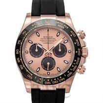 ロレックス (Rolex) Daytona Pink 18k Rose Gold/Rubber 40mm - 116515LN