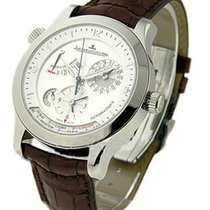 Jaeger-LeCoultre Jaeger - 150.84.20 Master Geographic - 40mm -...