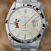 Rolex Vintage 1980 Rolex 6694 Oysterdate Mickey Manual Mens...