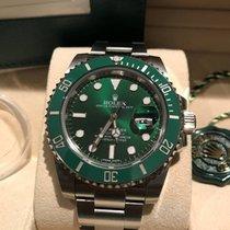 Rolex Submariner Date Hulk Full Set
