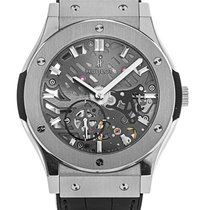 Hublot Classic Fusion Ultra-Thin pre-owned 42mm Steel