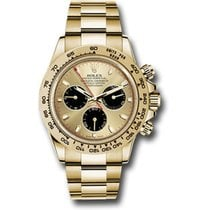 Rolex DAYTONA 40mm CHAMPAGNE PAUL NEWMAN DIAL 18K YELLOW GO