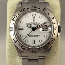Rolex Explorer II 16570 ( Full set / LC100 )