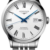 Longines Record 40mm L2.821.4.11.6