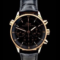 Sinn Rose gold Chronograph Automatic 38.5mm 6000