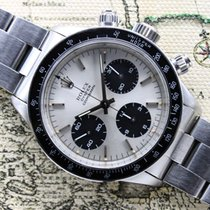 Rolex Daytona Ref. 6263 Year 1975 (with Box & Papers)