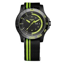Traser P66 Green Spirit, Textilband Swiss Made